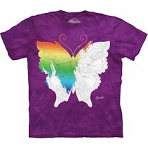 Color Yourself Tee- Butterfly