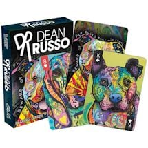 Licensed Playing Cards Dean Russo Dogs