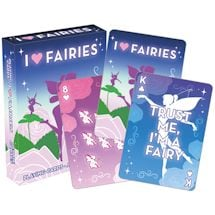 Licensed Playing Cards - I Love Fairies