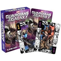Licensed Playing Cards Guardians of the Galaxy