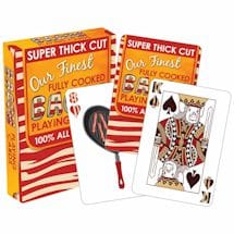 Licensed Playing Cards - Bacon
