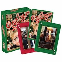 Licensed Playing Cards - A Christmas Story
