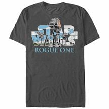 Rogue One Star Wars Logo Tee