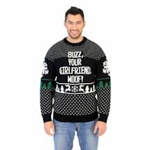 Home Alone Buzz Your Girlfriend Sweater
