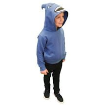 Shark Attack Children's Hoodie