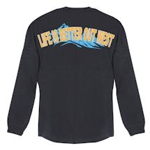 Life Is Better Jersey Long Sleeve - West