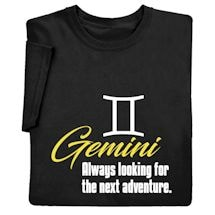 Horoscope Shirts - Gemini