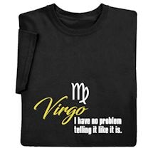 Horoscope Shirts - Virgo