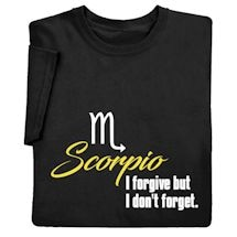 Horoscope Shirts - Scorpio