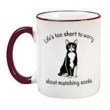 Matching Socks Mug