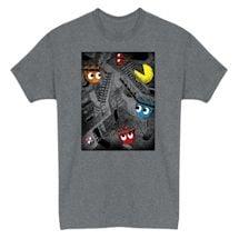 Pac-Man 3D Maze Tee