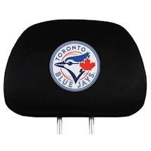 Officially Licensed MLB Head Rest Covers