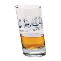 Drunken Sailor Glassware - Three Sheets Cooler