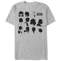 Star Wars Characters Tee