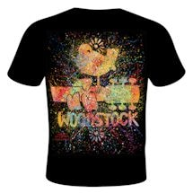 Woodstock Splatter Paint Tee