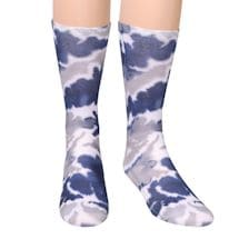 Team Colors Tie Dye Crew Socks
