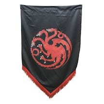 Game Of Thrones Fringed War Banners - Targaryen
