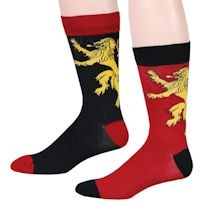 Game Of Thrones House Sock Sets
