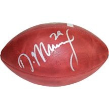 Demarco Murray Signed Official NFL Football  (Demarco Murray Holo Only)