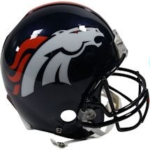 Denver Broncos Authentic Proline Helmet (30109)