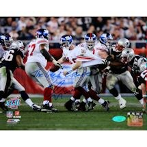 "Eli Manning Great Escape 8x10 Photo w/ ""The Great Escape"" Insc. (LE/42)"