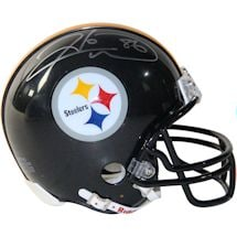 Hines Ward Pittsburgh Steelers Mini Helmet