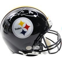 Hines Ward Pittsburgh Steelers Signed Authentic Helmet