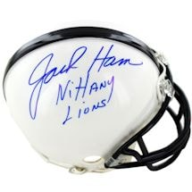"Jack Ham Signed Penn State Mini Helmet w/ Nittany Lions""Insc."