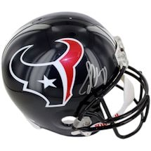 Jadeveon Clowney Signed Houston Texans Replica Helmet