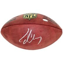 Jadeveon Clowney Signed NFL Duke Football