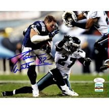 Jason Witten Signed Dallas Cowboys vs Philadelphia Eagles  8x10 Photo ( JSA Auth & G.B Holo)