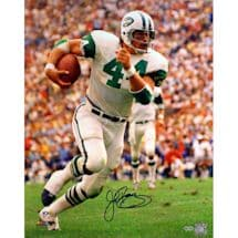John Riggins Signed Jets 16x20 Photo