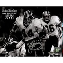 John Riggins Signed SB MVP 8x10 Collage Photo
