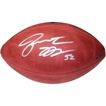 "Jon Beason Signed NFL ""Duke"" Football"