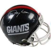 Lawrence Taylor Signed New York Giants Replica Mini Helmet