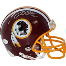 Robert Griffin III Signed Washington Redskins Mini Helmet (JSA)