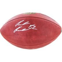 Rueben Randle Signed NFL Duke Football