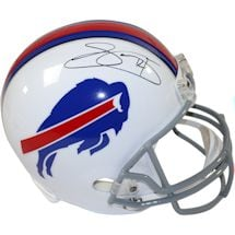 Sammy Watkins Signed Buffalo Bills Replica Helmet
