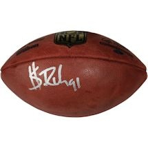 Sheldon Richardson Signed NFL Duke Football