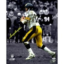 "Terry Bradshaw Signed ""Mud"" 16x20 Photo ( Terry Bradshaw Holo & PSA)"