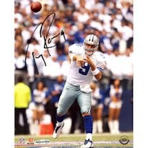 Tony Romo Home Passing vs Giants 8x10 Photo (UDA Auth)