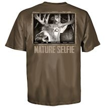 Nature Selfie Squirrel Tee