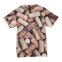Wine Corks Sublimated Tee