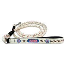 MLB Leather Baseball Pet Leash