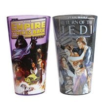 Star Wars Classic Empire Strikes Back Pint Glass Set