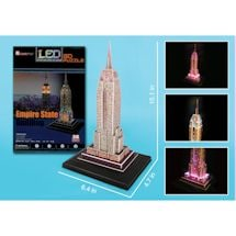 Great Places 3D Led Puzzles - Empire State Building