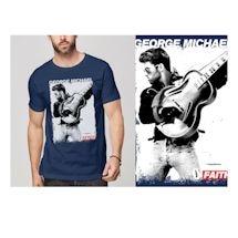 George Michael Tee