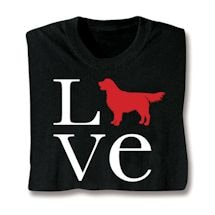 Dog Love Shirts