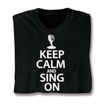Choir Shirts - Sing On