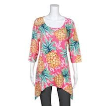 Summer Fruit Tunics- Pineapple